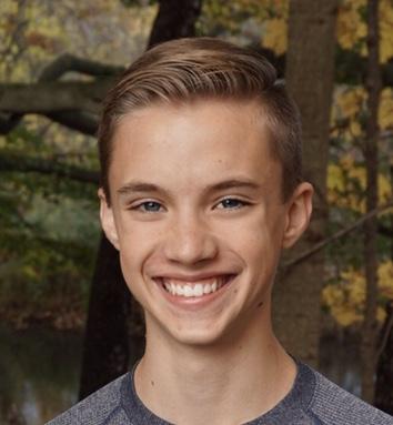 Ben Sanders, Junior, West Ottawa High School