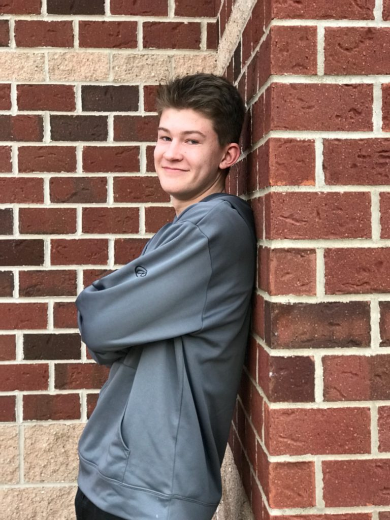 Grant VanSingel, Senior,Spring Lake High School